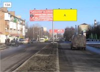 Билборд №211849 в городе Подольск(Котовск) (Одесская область), размещение наружной рекламы, IDMedia-аренда по самым низким ценам!