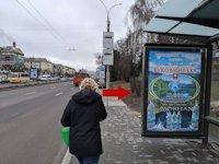 Скролл №212714 в городе Черновцы (Черновицкая область), размещение наружной рекламы, IDMedia-аренда по самым низким ценам!