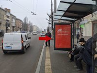 Скролл №212748 в городе Черновцы (Черновицкая область), размещение наружной рекламы, IDMedia-аренда по самым низким ценам!