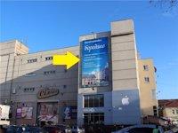 Брандмауэр №212795 в городе Запорожье (Запорожская область), размещение наружной рекламы, IDMedia-аренда по самым низким ценам!