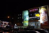 Брандмауэр №212798 в городе Запорожье (Запорожская область), размещение наружной рекламы, IDMedia-аренда по самым низким ценам!