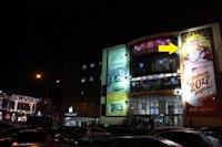 Брандмауэр №212799 в городе Запорожье (Запорожская область), размещение наружной рекламы, IDMedia-аренда по самым низким ценам!