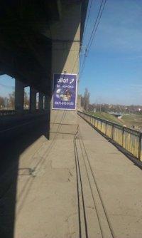 Ситилайт №212868 в городе Запорожье (Запорожская область), размещение наружной рекламы, IDMedia-аренда по самым низким ценам!