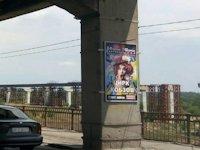 Ситилайт №212898 в городе Запорожье (Запорожская область), размещение наружной рекламы, IDMedia-аренда по самым низким ценам!