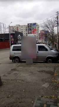 Ситилайт №213082 в городе Умань (Черкасская область), размещение наружной рекламы, IDMedia-аренда по самым низким ценам!
