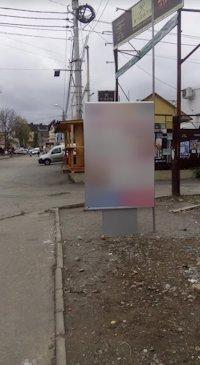 Ситилайт №213083 в городе Умань (Черкасская область), размещение наружной рекламы, IDMedia-аренда по самым низким ценам!