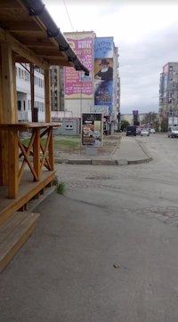 Ситилайт №213084 в городе Умань (Черкасская область), размещение наружной рекламы, IDMedia-аренда по самым низким ценам!