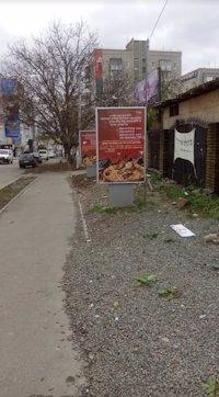 Ситилайт №213085 в городе Умань (Черкасская область), размещение наружной рекламы, IDMedia-аренда по самым низким ценам!