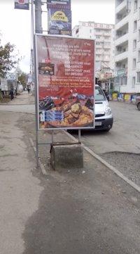 Ситилайт №213094 в городе Умань (Черкасская область), размещение наружной рекламы, IDMedia-аренда по самым низким ценам!