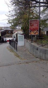 Ситилайт №213095 в городе Умань (Черкасская область), размещение наружной рекламы, IDMedia-аренда по самым низким ценам!