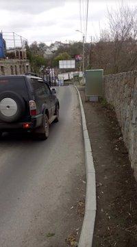 Ситилайт №213096 в городе Умань (Черкасская область), размещение наружной рекламы, IDMedia-аренда по самым низким ценам!