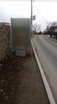 Ситилайт №213097 в городе Умань (Черкасская область), размещение наружной рекламы, IDMedia-аренда по самым низким ценам!