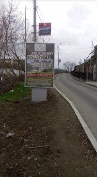 Ситилайт №213099 в городе Умань (Черкасская область), размещение наружной рекламы, IDMedia-аренда по самым низким ценам!