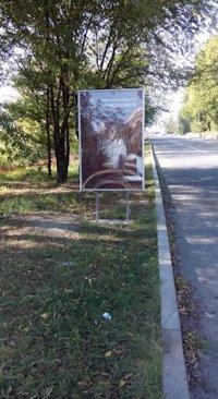 Ситилайт №213103 в городе Умань (Черкасская область), размещение наружной рекламы, IDMedia-аренда по самым низким ценам!