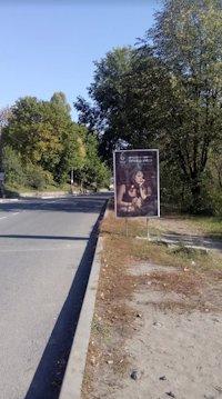 Ситилайт №213104 в городе Умань (Черкасская область), размещение наружной рекламы, IDMedia-аренда по самым низким ценам!