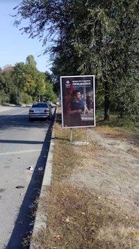 Ситилайт №213106 в городе Умань (Черкасская область), размещение наружной рекламы, IDMedia-аренда по самым низким ценам!