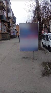 Ситилайт №213111 в городе Умань (Черкасская область), размещение наружной рекламы, IDMedia-аренда по самым низким ценам!