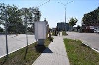 Ситилайт №213115 в городе Умань (Черкасская область), размещение наружной рекламы, IDMedia-аренда по самым низким ценам!