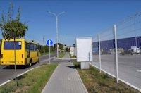 Ситилайт №213118 в городе Умань (Черкасская область), размещение наружной рекламы, IDMedia-аренда по самым низким ценам!