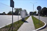 Ситилайт №213119 в городе Умань (Черкасская область), размещение наружной рекламы, IDMedia-аренда по самым низким ценам!