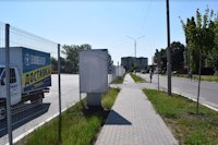 Ситилайт №213121 в городе Умань (Черкасская область), размещение наружной рекламы, IDMedia-аренда по самым низким ценам!
