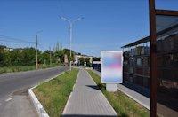 Ситилайт №213122 в городе Умань (Черкасская область), размещение наружной рекламы, IDMedia-аренда по самым низким ценам!