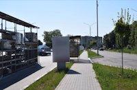 Ситилайт №213123 в городе Умань (Черкасская область), размещение наружной рекламы, IDMedia-аренда по самым низким ценам!