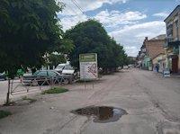 Ситилайт №213132 в городе Умань (Черкасская область), размещение наружной рекламы, IDMedia-аренда по самым низким ценам!