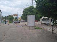Ситилайт №213133 в городе Умань (Черкасская область), размещение наружной рекламы, IDMedia-аренда по самым низким ценам!