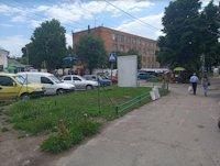 Ситилайт №213134 в городе Умань (Черкасская область), размещение наружной рекламы, IDMedia-аренда по самым низким ценам!