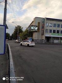 Экран №213143 в городе Ровно (Ровенская область), размещение наружной рекламы, IDMedia-аренда по самым низким ценам!