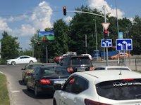 Экран №213145 в городе Львов (Львовская область), размещение наружной рекламы, IDMedia-аренда по самым низким ценам!