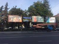 Экран №213147 в городе Луцк (Волынская область), размещение наружной рекламы, IDMedia-аренда по самым низким ценам!