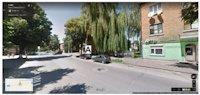 Ситилайт №213154 в городе Ромны (Сумская область), размещение наружной рекламы, IDMedia-аренда по самым низким ценам!