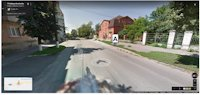 Ситилайт №213156 в городе Ромны (Сумская область), размещение наружной рекламы, IDMedia-аренда по самым низким ценам!