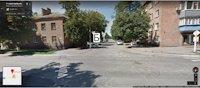 Ситилайт №213165 в городе Ромны (Сумская область), размещение наружной рекламы, IDMedia-аренда по самым низким ценам!