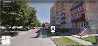 Ситилайт №213170 в городе Ромны (Сумская область), размещение наружной рекламы, IDMedia-аренда по самым низким ценам!