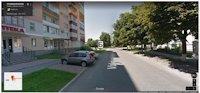 Ситилайт №213171 в городе Ромны (Сумская область), размещение наружной рекламы, IDMedia-аренда по самым низким ценам!