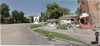 Ситилайт №213176 в городе Ромны (Сумская область), размещение наружной рекламы, IDMedia-аренда по самым низким ценам!