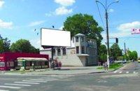 Билборд №213434 в городе Шостка (Сумская область), размещение наружной рекламы, IDMedia-аренда по самым низким ценам!