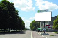 Билборд №213436 в городе Шостка (Сумская область), размещение наружной рекламы, IDMedia-аренда по самым низким ценам!