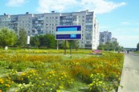 Билборд №213465 в городе Шостка (Сумская область), размещение наружной рекламы, IDMedia-аренда по самым низким ценам!