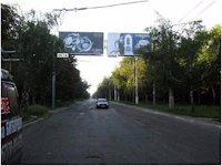 Арка №214358 в городе Краматорск (Донецкая область), размещение наружной рекламы, IDMedia-аренда по самым низким ценам!