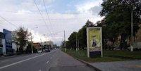 Ситилайт №214861 в городе Винница (Винницкая область), размещение наружной рекламы, IDMedia-аренда по самым низким ценам!