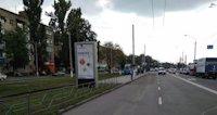 Ситилайт №214862 в городе Винница (Винницкая область), размещение наружной рекламы, IDMedia-аренда по самым низким ценам!