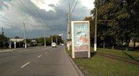 Ситилайт №214865 в городе Винница (Винницкая область), размещение наружной рекламы, IDMedia-аренда по самым низким ценам!