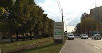 Ситилайт №214866 в городе Винница (Винницкая область), размещение наружной рекламы, IDMedia-аренда по самым низким ценам!
