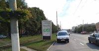 Ситилайт №214870 в городе Винница (Винницкая область), размещение наружной рекламы, IDMedia-аренда по самым низким ценам!