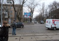 Бэклайт №215411 в городе Одесса (Одесская область), размещение наружной рекламы, IDMedia-аренда по самым низким ценам!