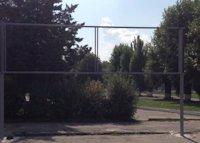 Растяжка №216347 в городе Лисичанск (Луганская область), размещение наружной рекламы, IDMedia-аренда по самым низким ценам!